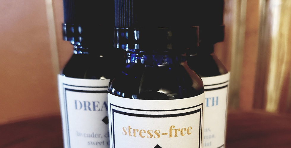 Stree-free for anxiety and stress