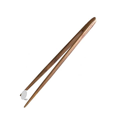 Pince traditionnelle en bois tropical