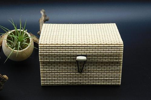 Coffret cadeau en bambou (vide)