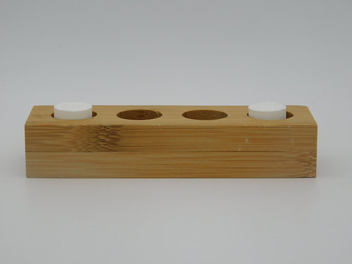 Support en bambou - Double