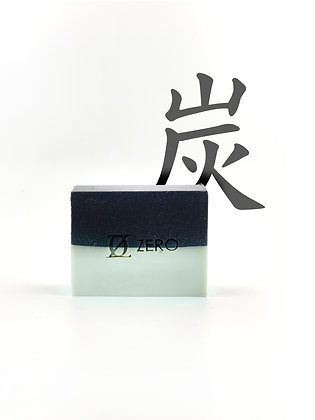Deep Cleanse Activated Charcoal Soap by zero