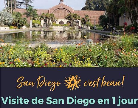 San Diego en 1 jour
