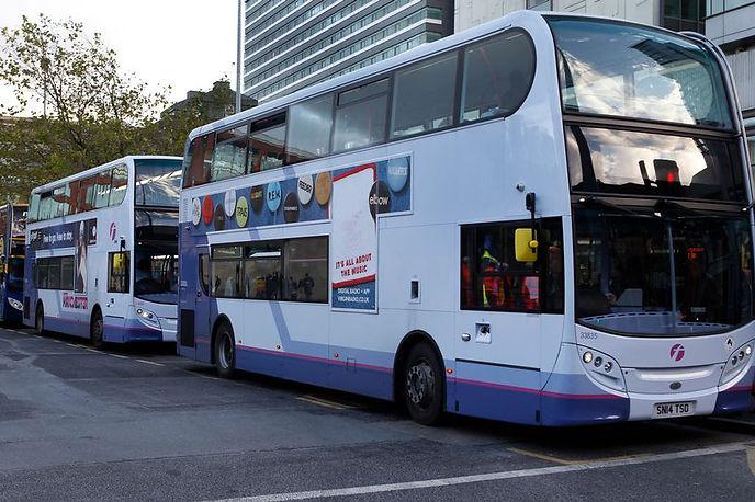 Busses - Colour