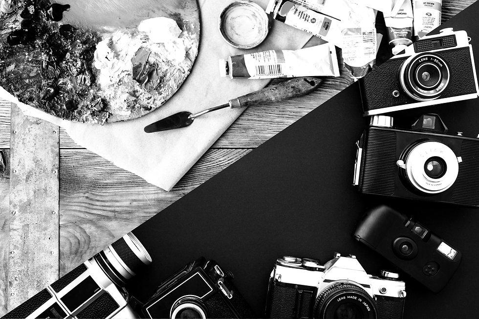 Fine Art & Photography - Mono