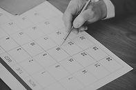 Calendar - Mono