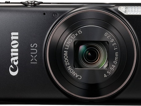 Review - Canon IXUS 285 Compact Digital Camera