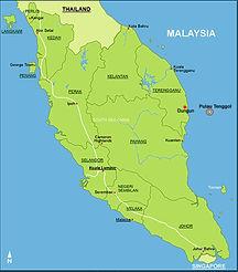 Tenggol Island on Map.JPG