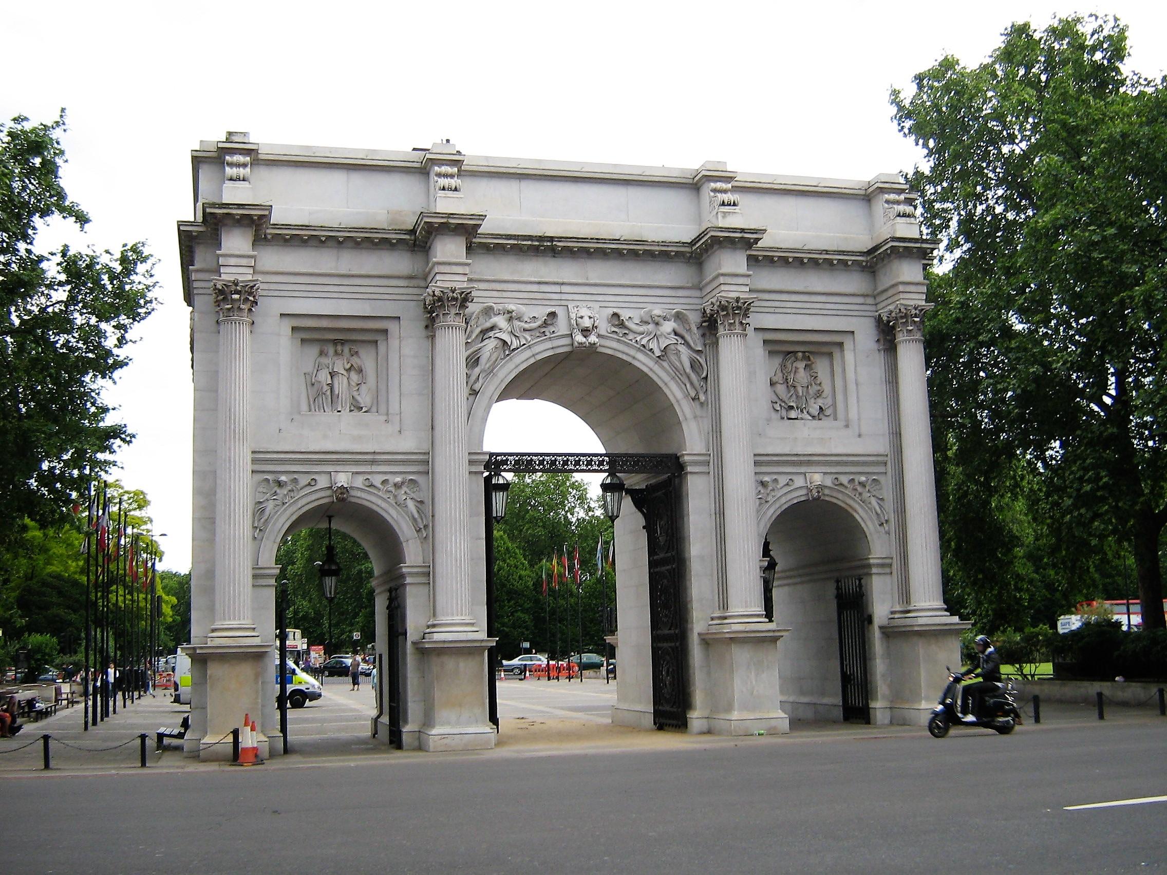 大理石拱门