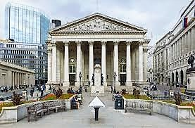 London old stocks exchange