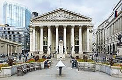 London old stocks exchange