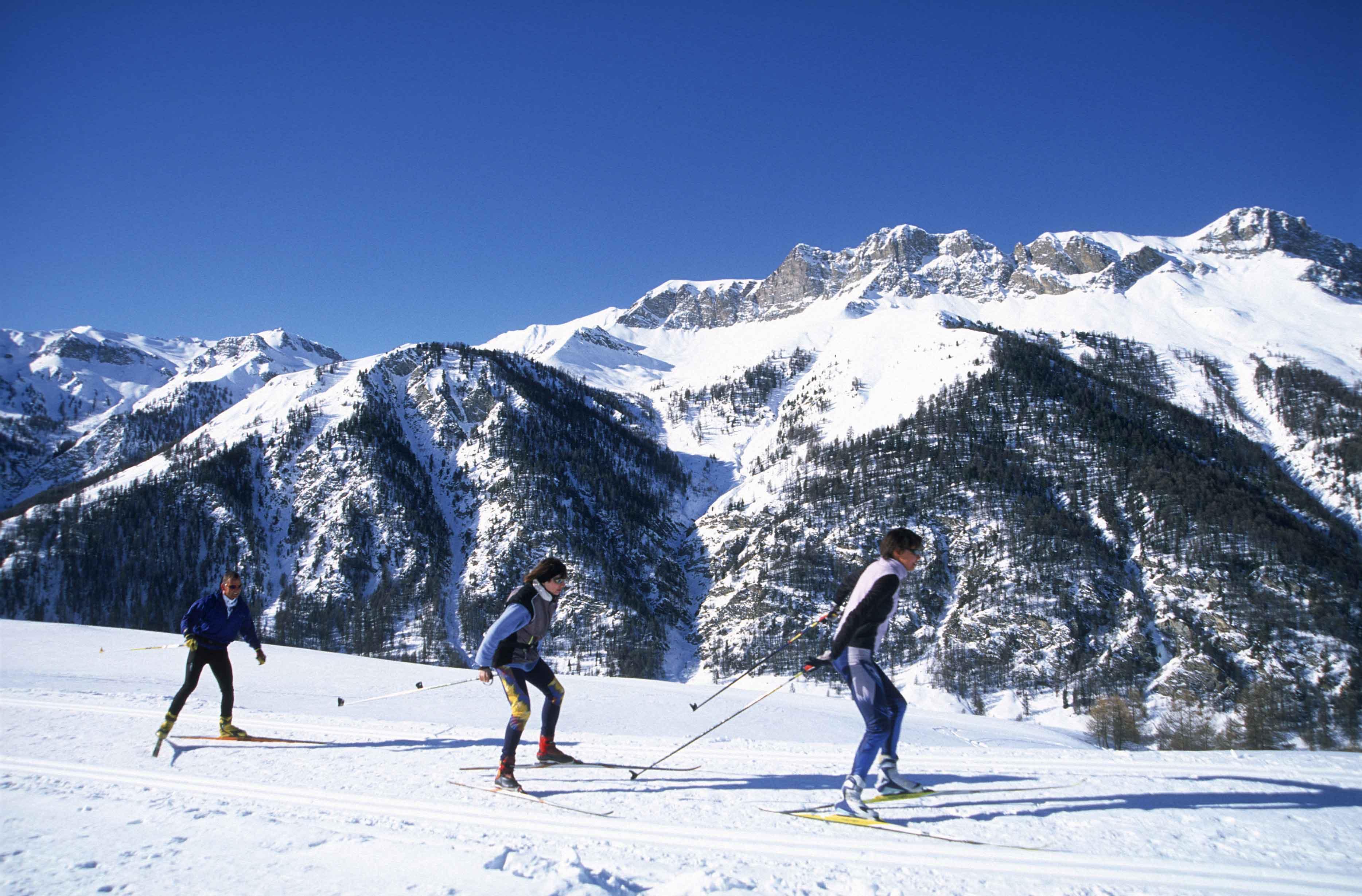 Ski / Ski de fond