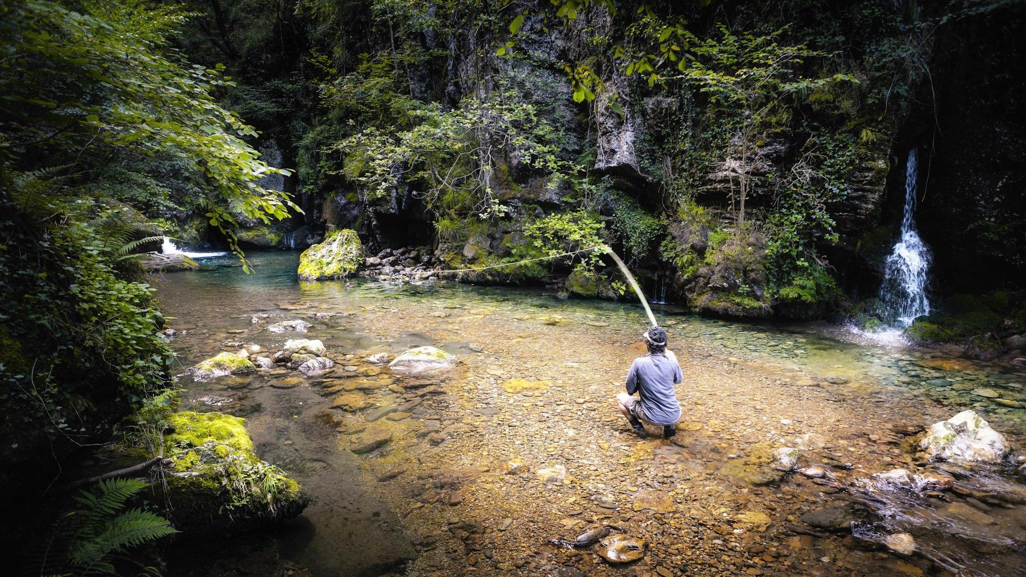 Pêche en eau douce
