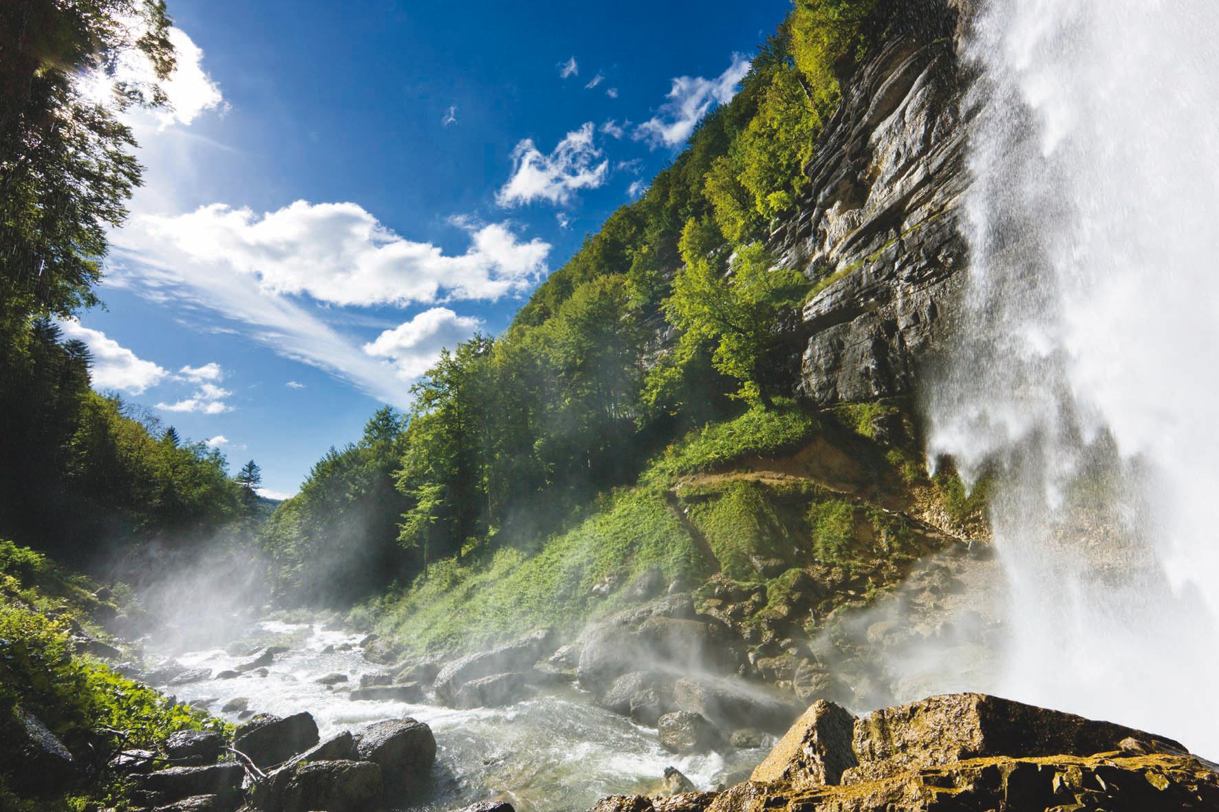 Balade dans le Jura