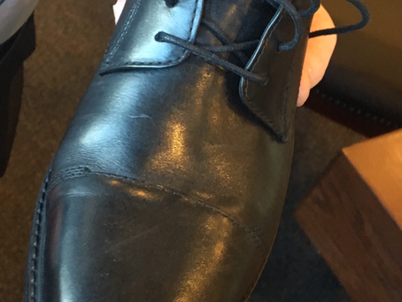 Lifestyle Fitness Dress Shoes?