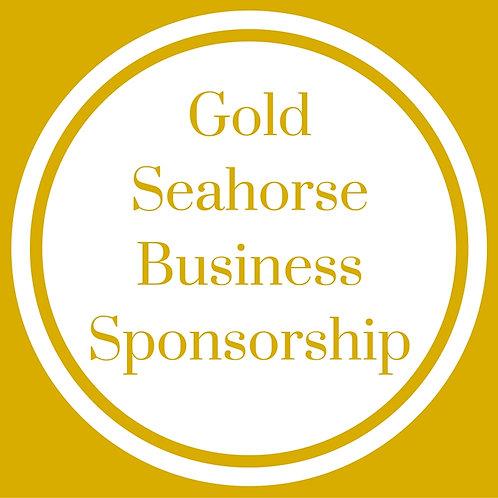 Gold Seahorse Sponsorship