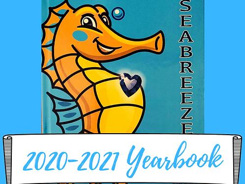 2020-2021 Seabreeze Yearbook