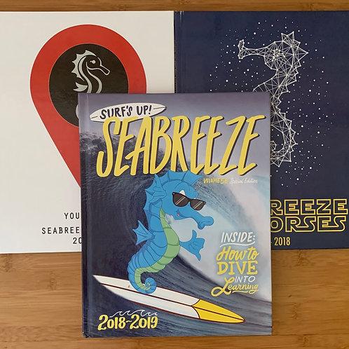 2019- 2020 Seabreeze Yearbook