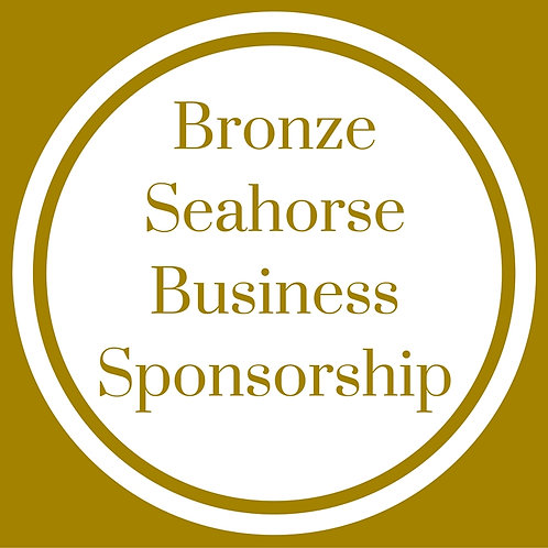 Bronze Seahorse Sponsorship