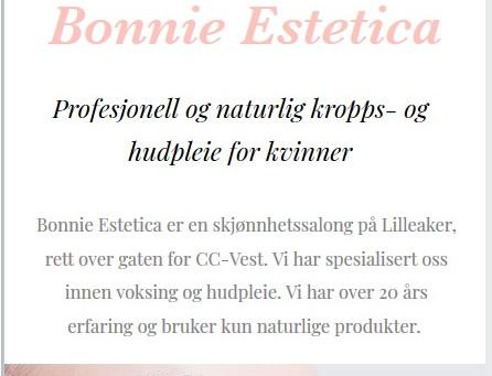 Ny hjemmeside :)