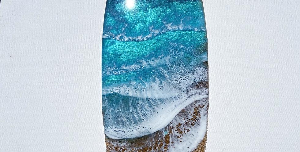 "18""  New England ocean surfboard"