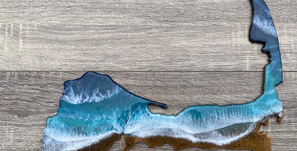 "17"" Cape cod wall art"