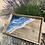 Thumbnail: Oversized rectangle ocean tray