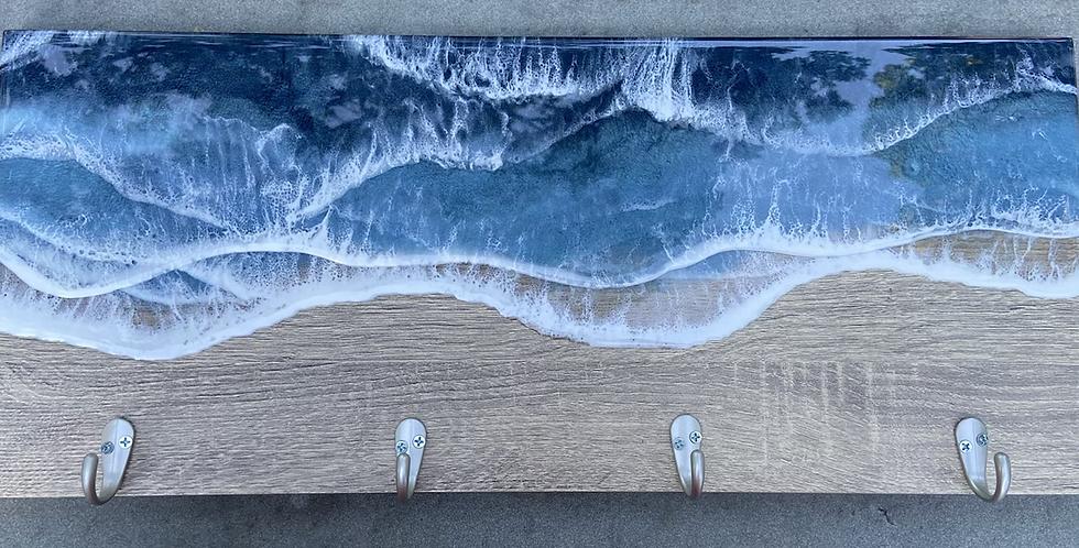 Large Ocean Coat Hanger