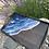 Thumbnail: Large dark wood rectangle tray