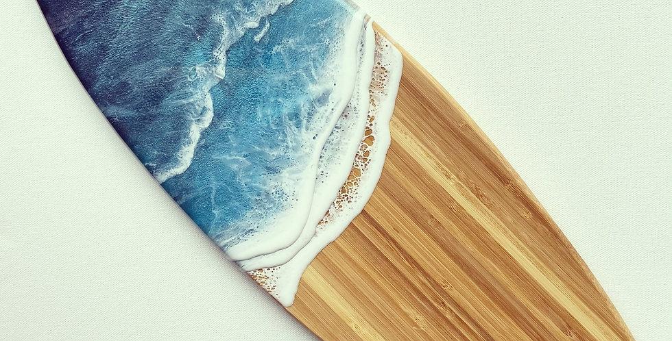 "23"" Surfboard Wall Art"