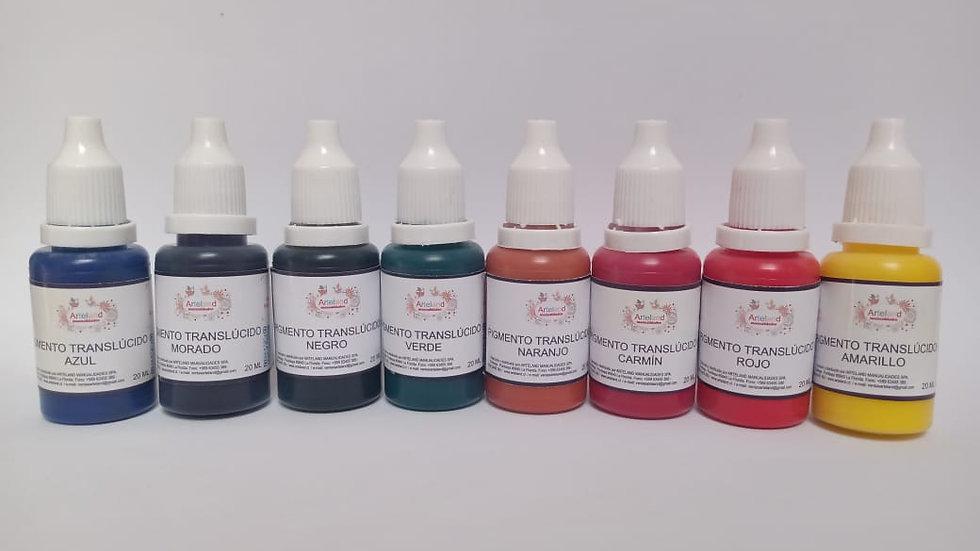 Pigmentos líquidos 20ml