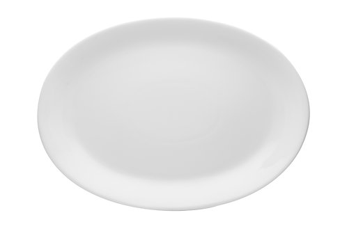Vanilla Butterfly Medium Platter