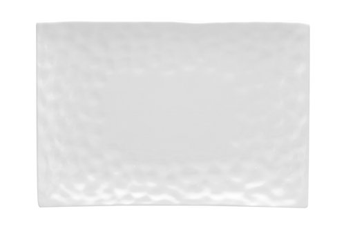 Vanilla Marble Rectangular Platter