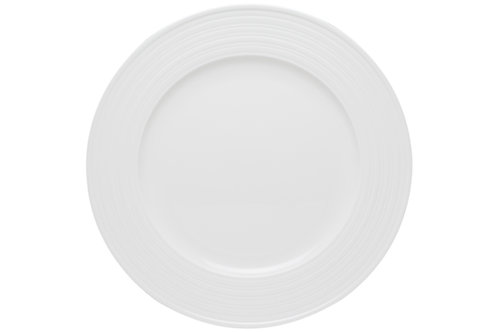 Vanilla Swirl Dinner Plate