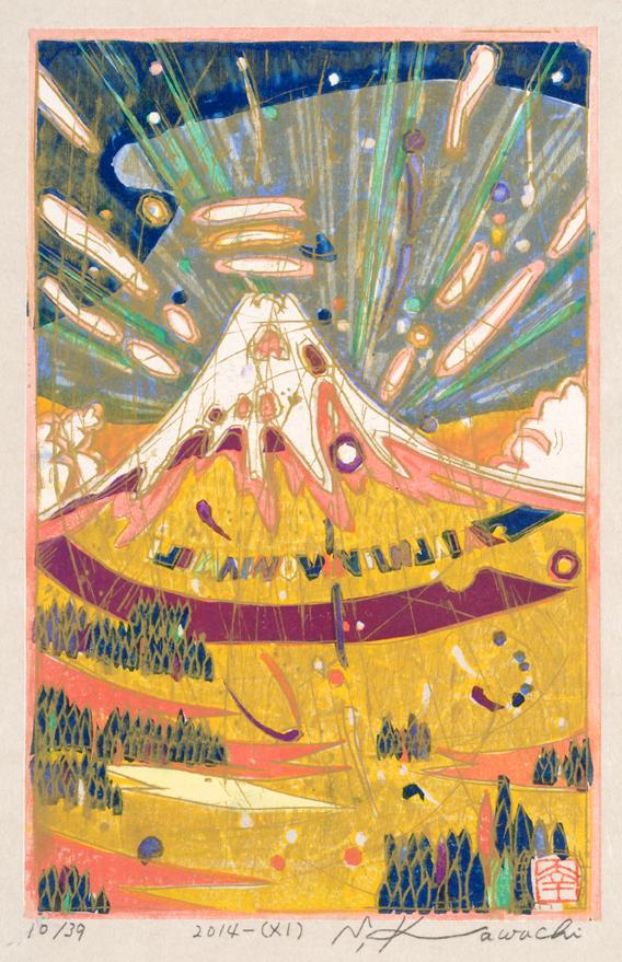 黄金の国-(-ⅩⅠ) 2014年