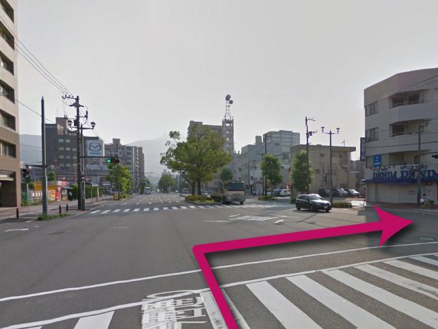 呉駅方面から【3】