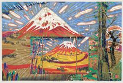 黄金伝説(不二) 61×91.5