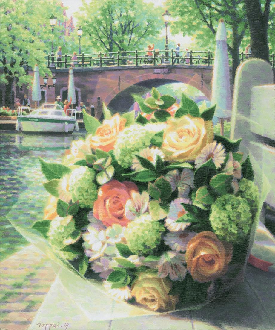 ユトレヒトの花束