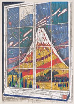 黄金の国(Ⅸ) 60.8×42.6