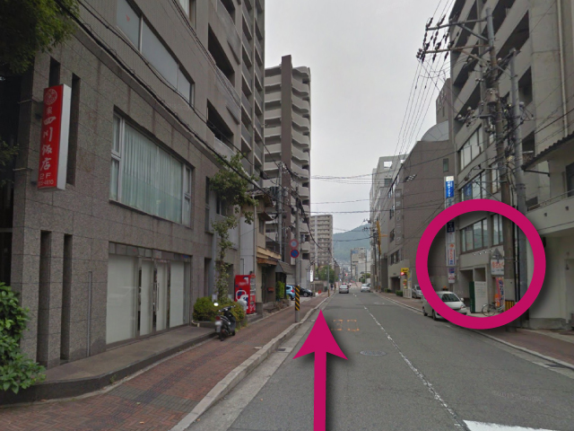 呉駅方面から【4】
