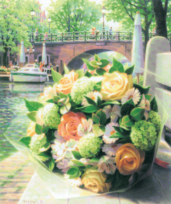 ユトレヒトの花束 大