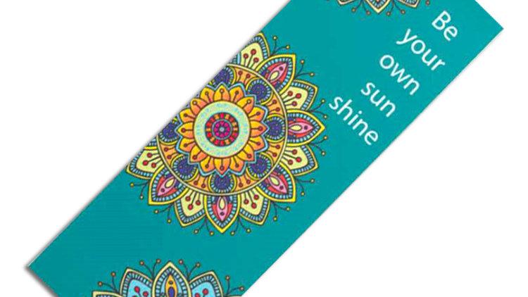 Be Your Own Sunshine Yoga Mat