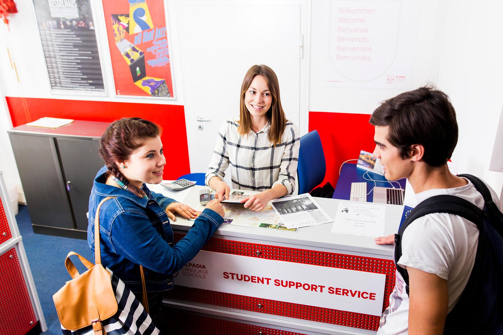 ALPADIA - Berlin Centre Service