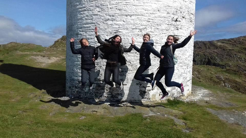 Atlantic SEAL English school excursions