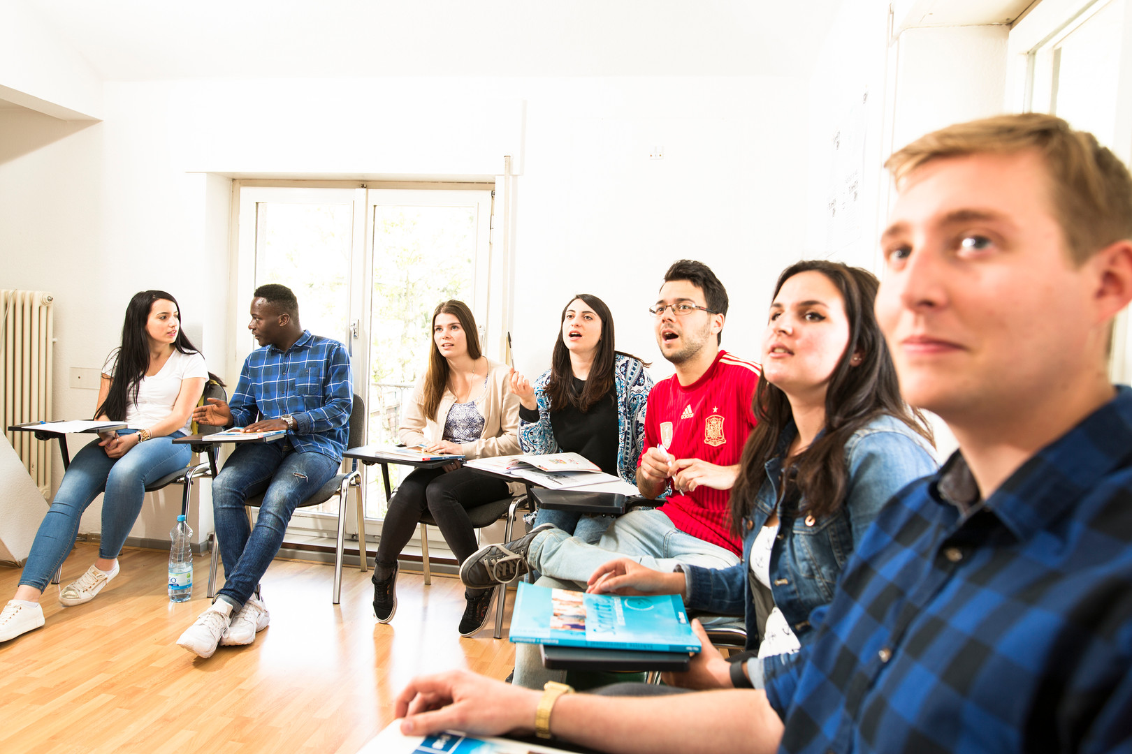 ALPADIA - Freiburg Classroom