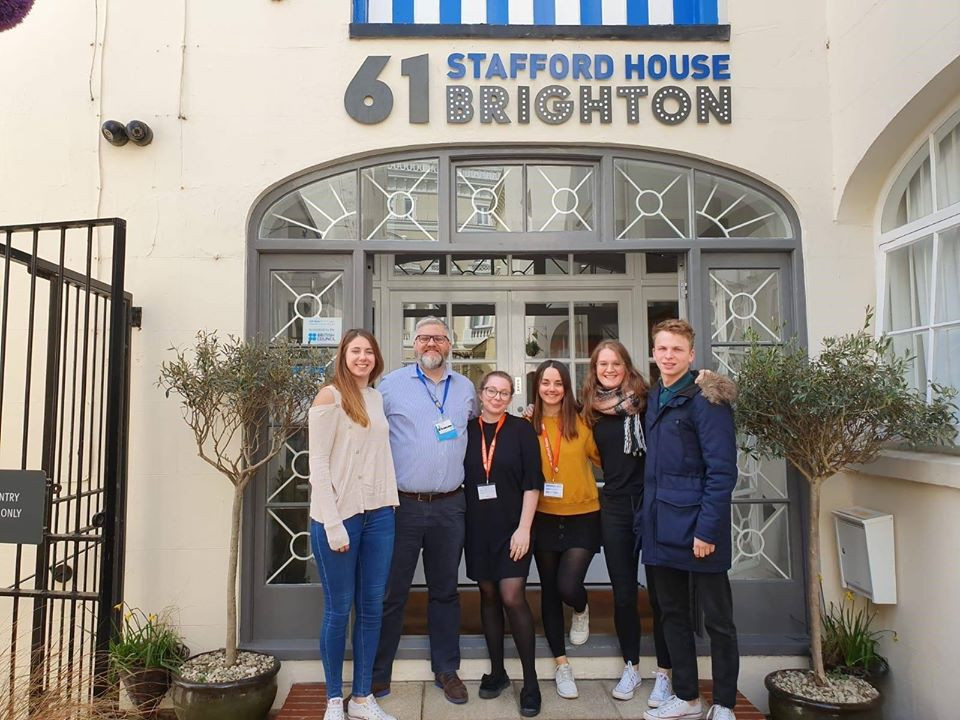 Stafford House Brighton