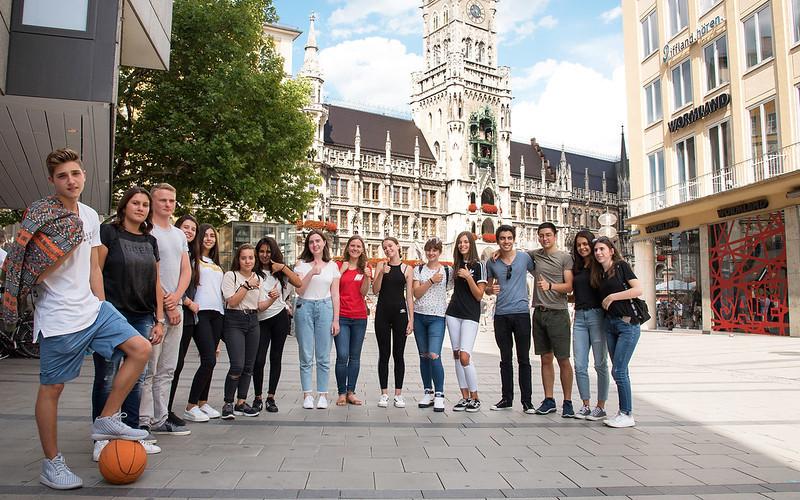 DID summer camp - Munich