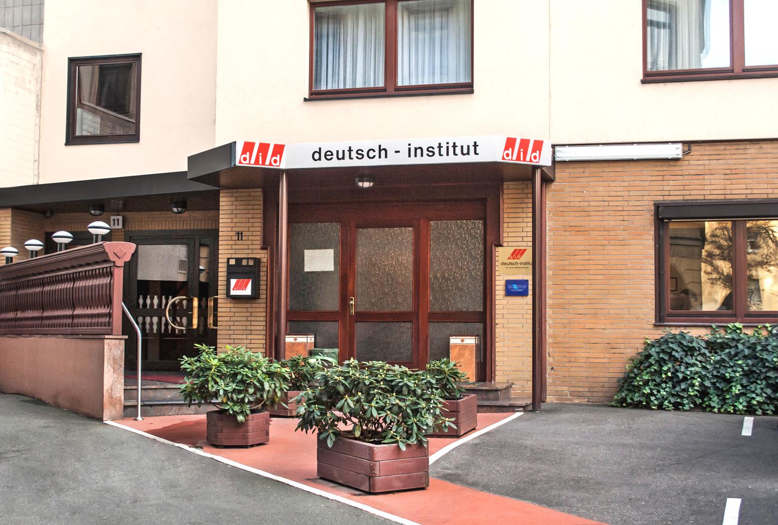 Did Deutsch Institut Frankfurt