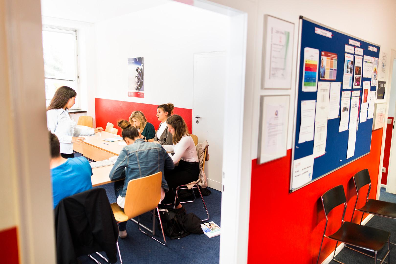 ALPADIA - Berlin Centre Classroom