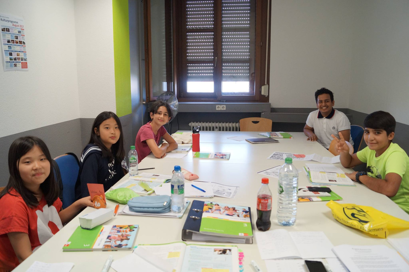 F+U Academy of Languages - English and German courses