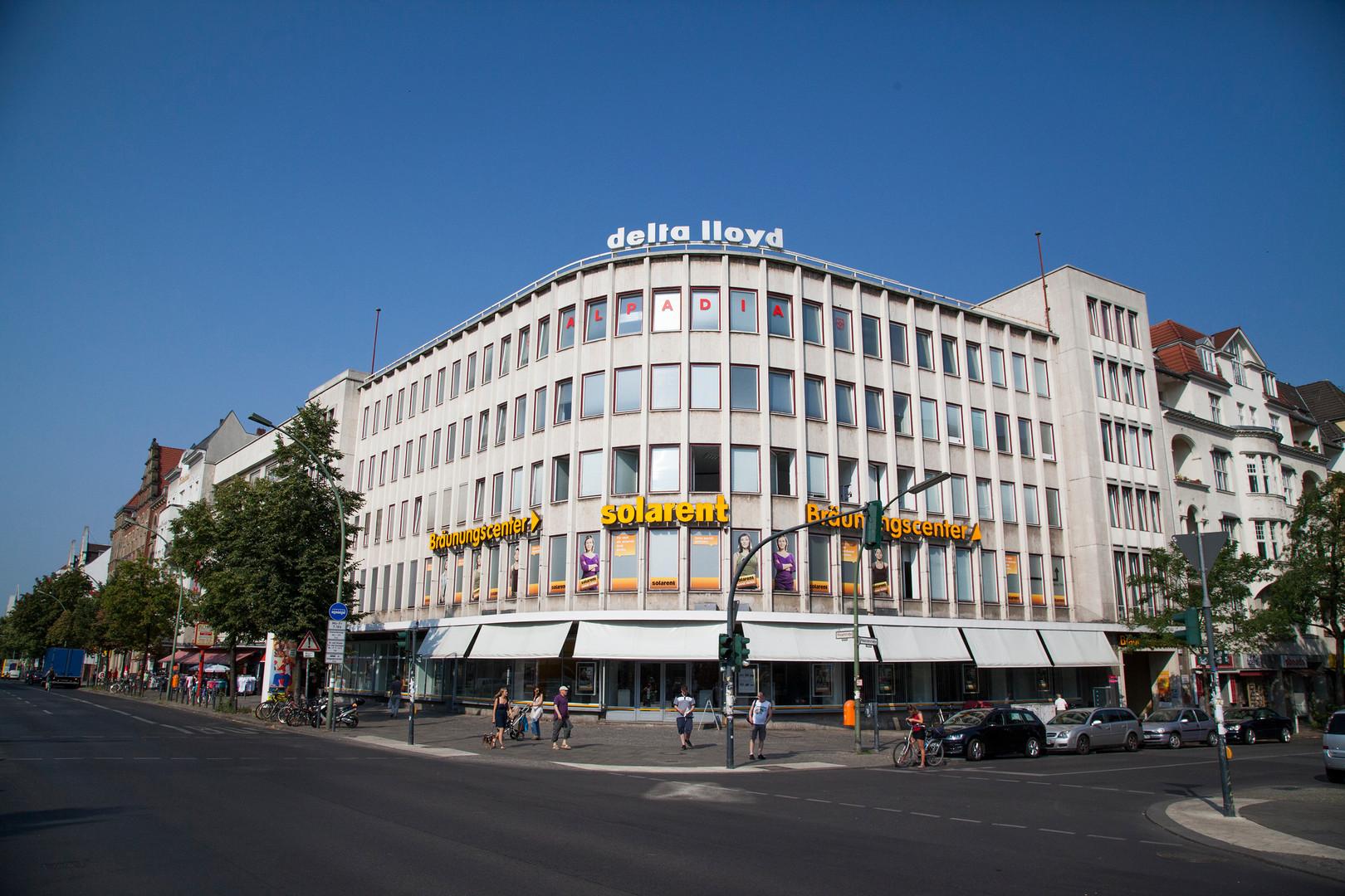 ALPADIA - Berlin Centre Building